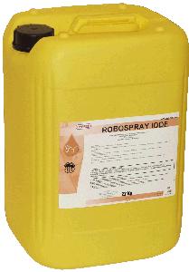 Robospray Iode - Bidon de 22 kg