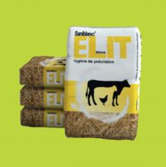 Asséchant Saniblanc ELIT Litières - Sacde 20 kg